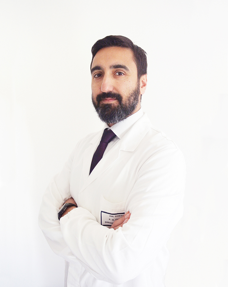 Giovanni Cannataro docente fisioterapia ecoguidata